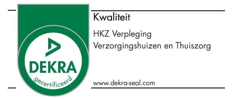 Logo Dekra kwaliteit